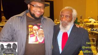 The Proof Is In The Pudding Part 1: Baba Dick Gregory LIVE!!!~12/14/2014