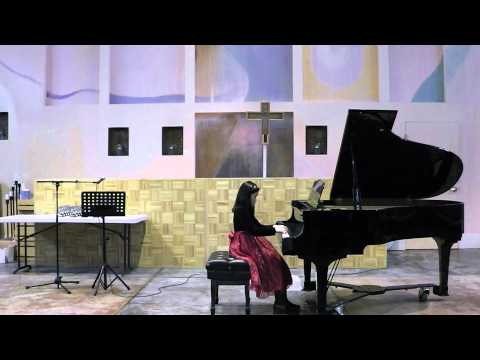 Emily Guo  2012 US Open Music Competition - Silver Medalist