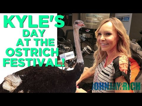 In-Studio Videos - Kyle Took Her Dad To An Ostrich Festival