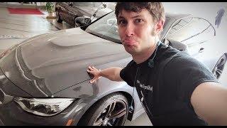 Goodbye BMW M4 😭