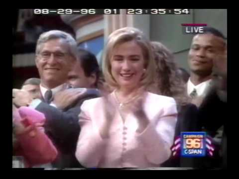 DNC 96 Convention - Democratic National Committee 1996