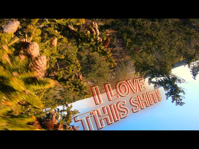 New Spot Found, Pilot Enjoys | Fpv Drones