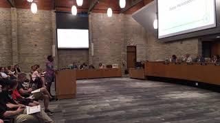 Ruth Edmonds on Critical Race Theory