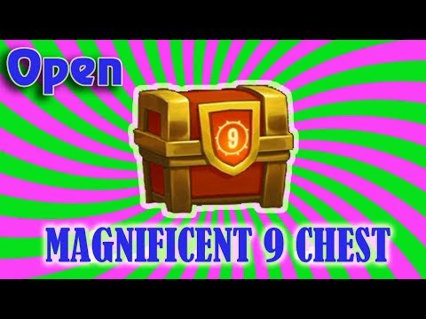 Monster Legends - Open Magnificent chest and Random combat review