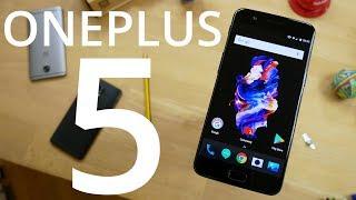 Test du OnePlus 5 : le smartphone de l