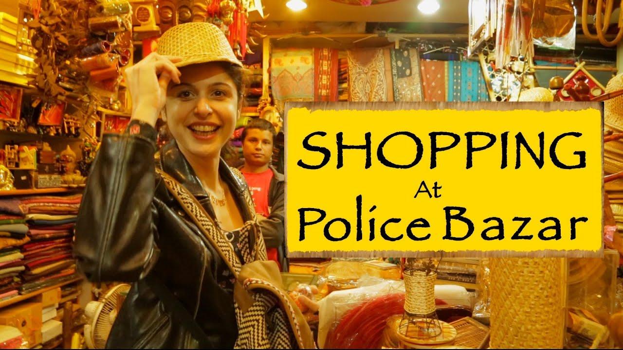 Shopping || Police Bazar || Shillong