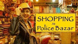 Video showing Shopping || Police Bazar || Shillong