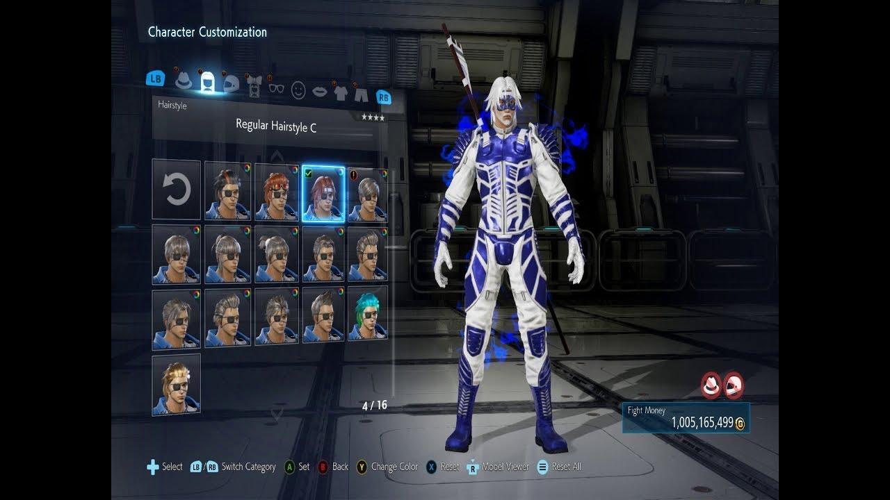 Tekken 7 Hwoarang Best Character Customization Youtube