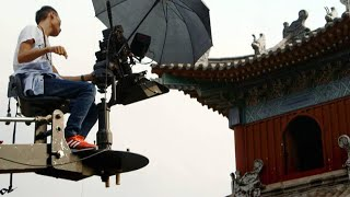 The Largest Outdoor Film Studio is Actually in China