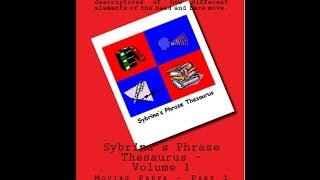 Sybrina's Phrase Thesaurus Book Trailer
