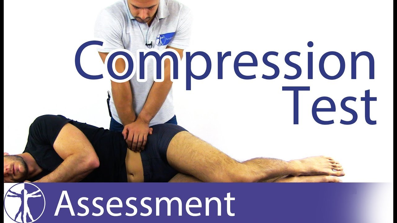 Compression Test / Side-lying Compression | Sacroiliac Joint Provocation