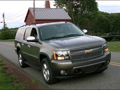2013 chevy suburban ltz review mpgomatic youtube. Black Bedroom Furniture Sets. Home Design Ideas