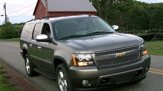 2013 Chevy Suburban LTZ Review | MPGomatic