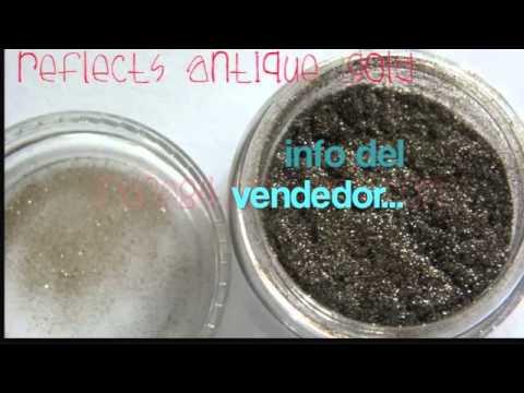 * Pigmentos&Glitters | MAC (Ebay) *