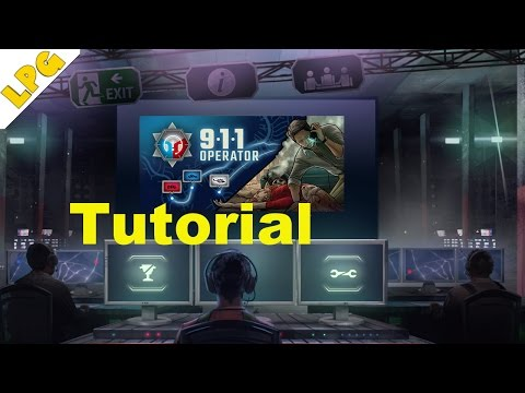 [911 Operator deutsch] Der Notruf Simulator - Manage eine Notrufzentrale [Lets Play|gameplay|PC]