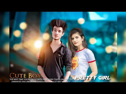 Full Download] Boy With Girl Attitude Best Couple Photo