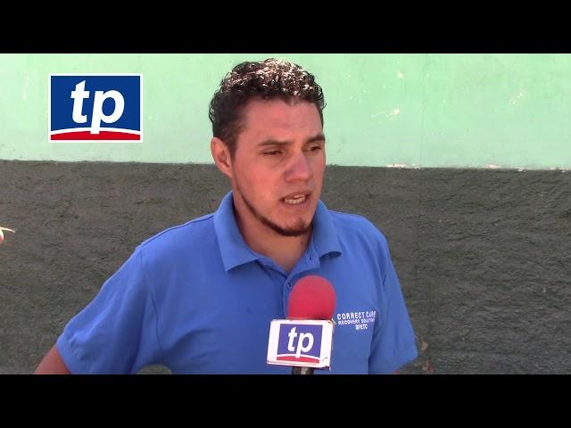 TELEPROGRESO - JOVEN DE EL PARAÍSO, HONDURAS, ELABORA SU PROPIO
