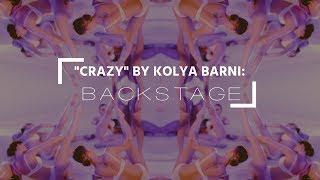 Crazy - Teemid & Joie Tan- BackStage Dance Video by Kolya Barni
