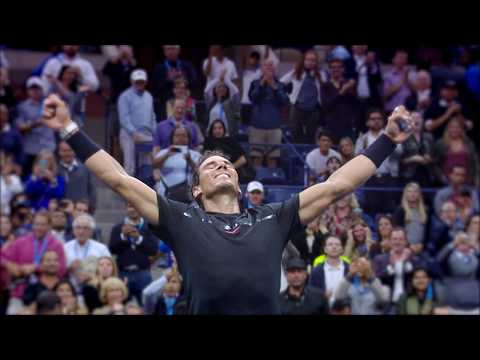 Rafael Nadal: 16 Grand Slams and Counting