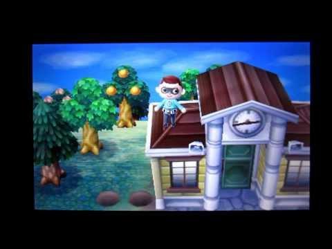 Animal Crossing: New Leaf - Shovel Glitch