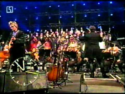 Mike Oldfield - The Millenium Bell (Live in Berlin 1999-12-31) from TV