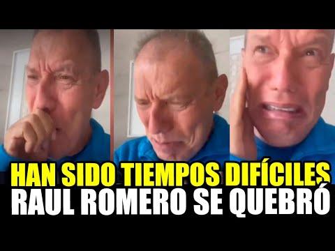 RAÚL ROMERO LLORÓ