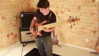Caio Fernando - Bass solo