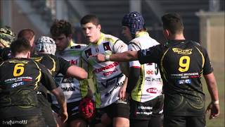 Cameron Joubert Italy Rugby Highlights Big For Your Boots