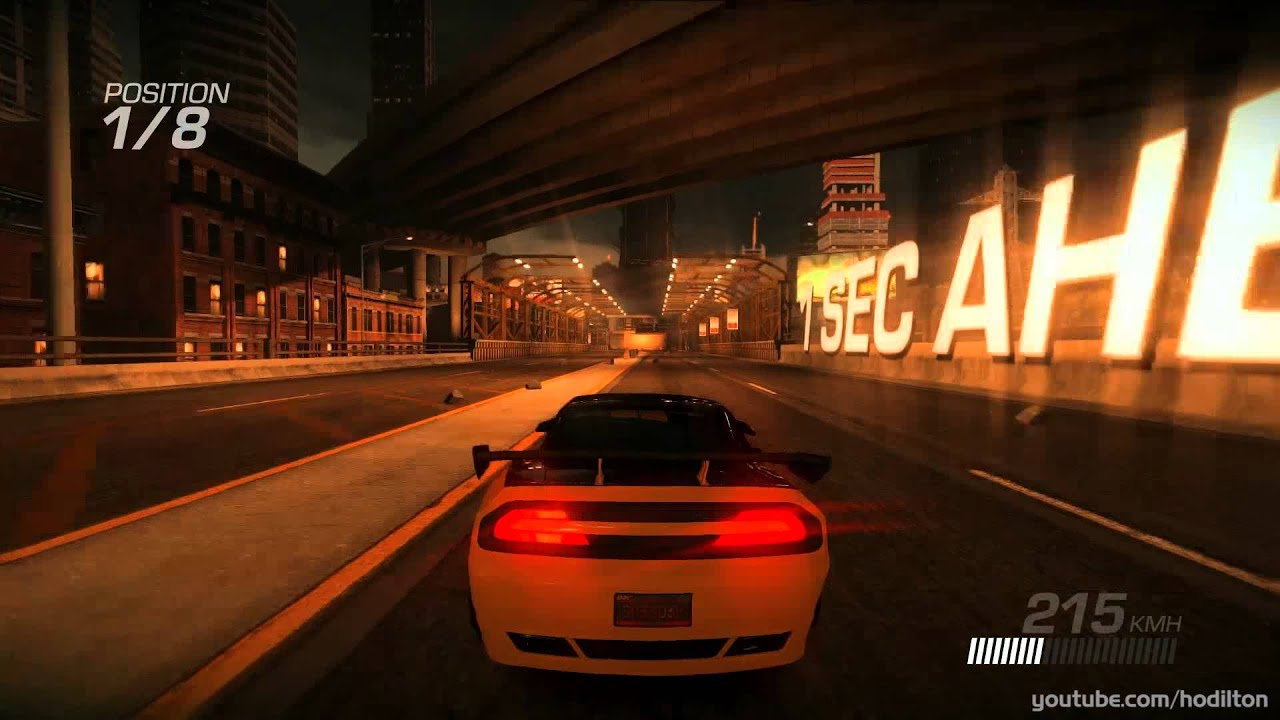 Ridge Racer Unbounded Gameplay HD