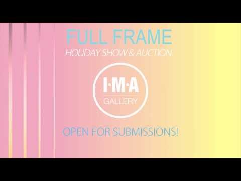 Submit to Full Frame: Holiday Show & Auction ! (Extended Deadline!)