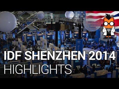 IDF Shenzhen 2014 Highlights & Analysis