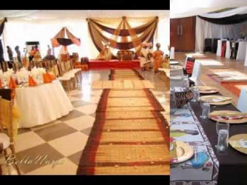 Cool Traditional wedding decor  YouTube