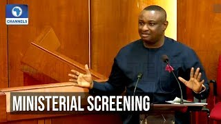 Keyamo Plans To Unbundle Supreme Court, Decongest Prisons
