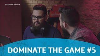 Dominate The Game #05: PlayerUnknown's Battlegrounds con DriD y Muito (Programa 5)