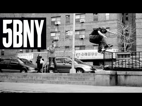 5Boro's '5BNY' Video