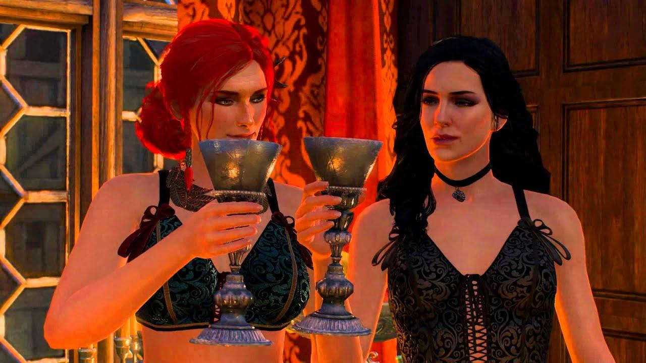 The Witcher 3 Dreier
