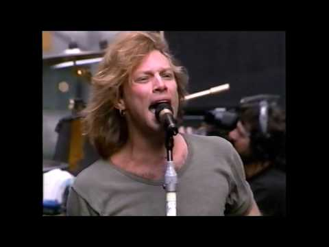 Bon Jovi - This Ain't A Love Song - LIVE!
