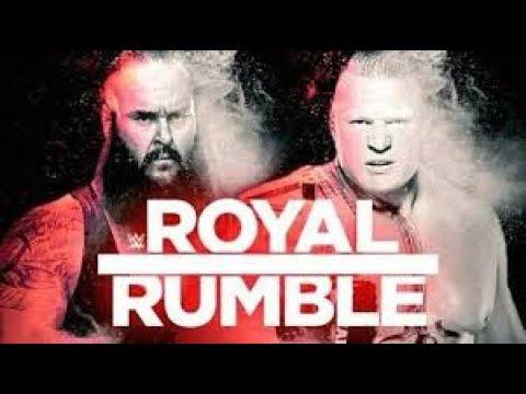 Download WWE Royal Rumble 27 January 2019 Highlights HD Royal Rumble 27 January 2019 Highlights