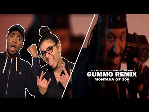 Montana Of 300 - GUMMO [REMIX] Shot By @AZaeProduction 🔥 BETTER THAN 6IX9INE GUMMO DISS?😱 REACTION