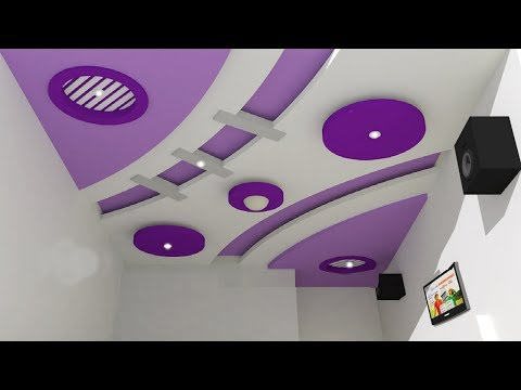 Ceiling Design For Bedroom Latest Ceiling Designs Ideas 2019 Youtube