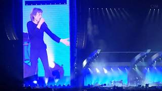 Rolling Stones Band Introductions Amsterdam Arena 30-09-2017