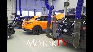 TECHNOLOGY : 2019 Porsche Cayenne E-Hybrid Development