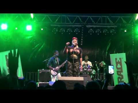 Etana Live in Martinique July 14