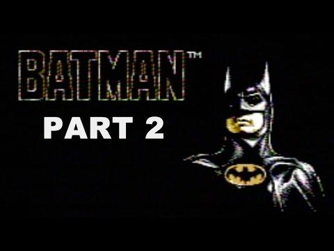 Batman: The Video Game (NES) Part 2 James & Mike Mondays