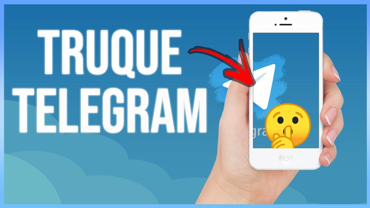 Truque de Mensagem no Telegram que 90% das Pessoas NÃO SABEM que Existe!