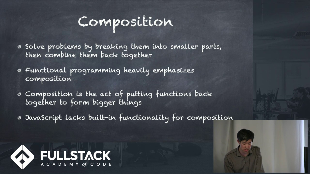 Functional Programming with Folktale | Fullstack Academy