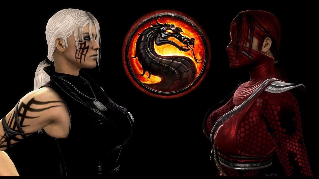 "Mortal Kombat 9: Komplete Edition Sonya ""Veteran 1.1 ..."
