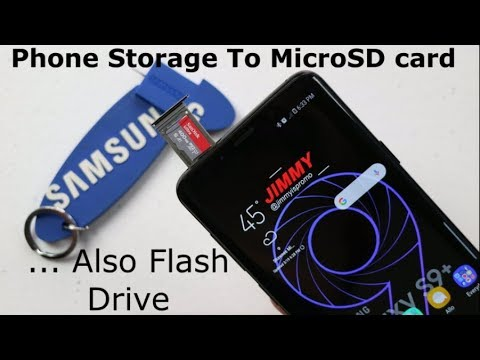 Transfer Storage & Files BETWEEN Micro SD Card And Phone [UPDATED]