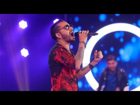 Los Cuatro Finalistas: El reto con canciones de Luis Miguel