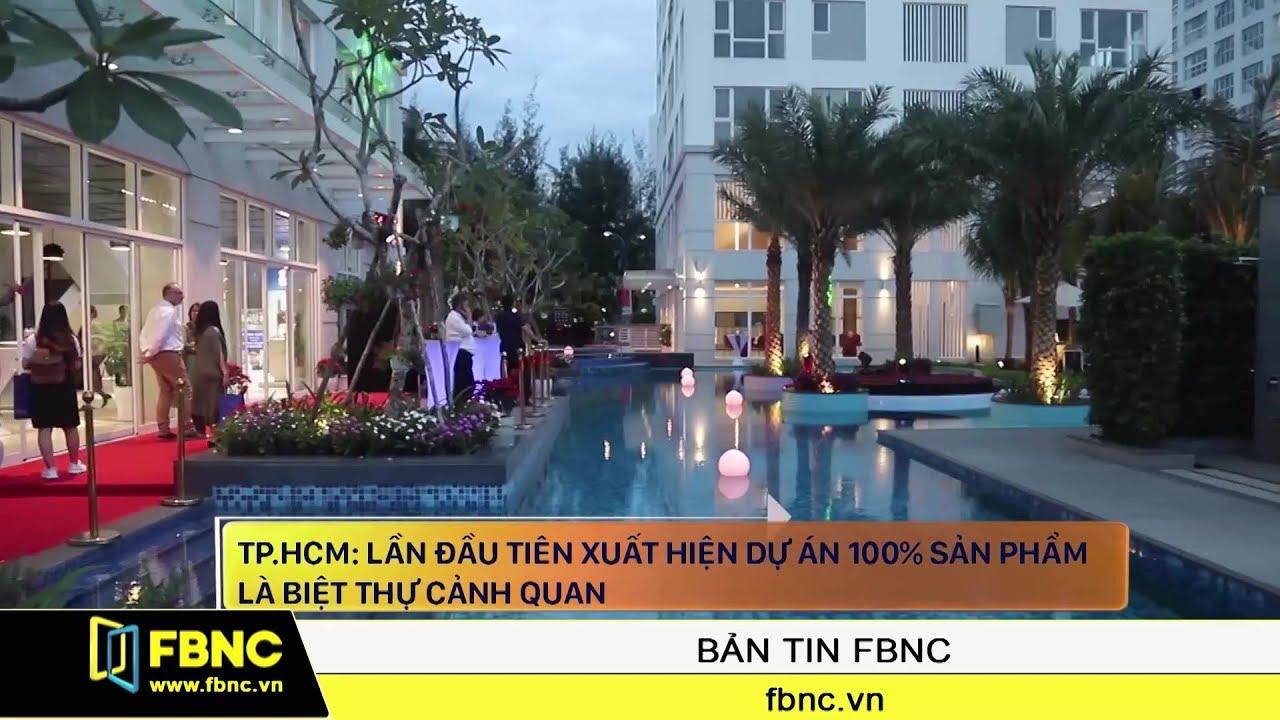HAPPY VALLEY PREMIER – Dự án 100% biệt thự cảnh quan đầu tiên tại Phú Mỹ Hưng | FBNC